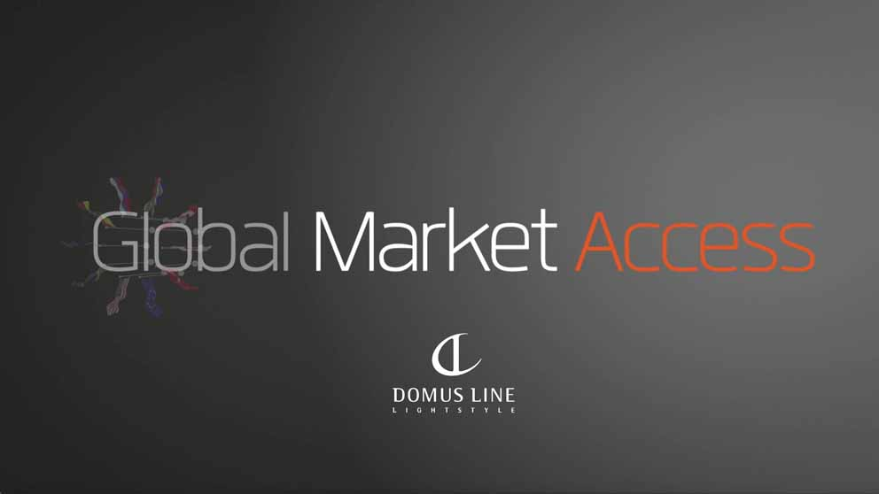 Global Market Access: the universal certification program of Domus Line