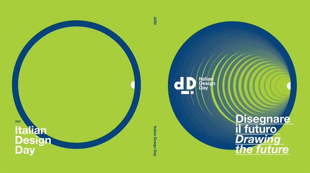 Italian Design Day 2020: Dibuja el futuro. Desarrollo, innovación, sostenibilidad, belleza.
