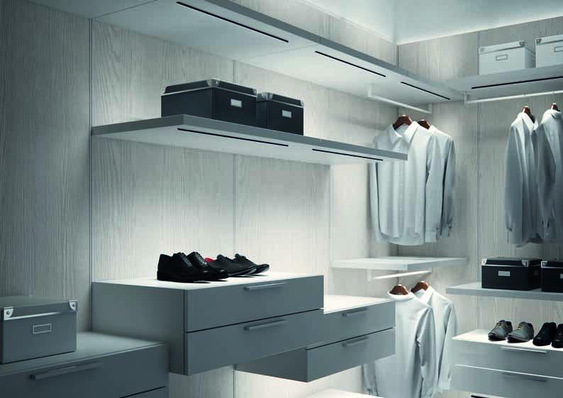 Illuminazione per mobili luci per armadi e mobili furnishingidea