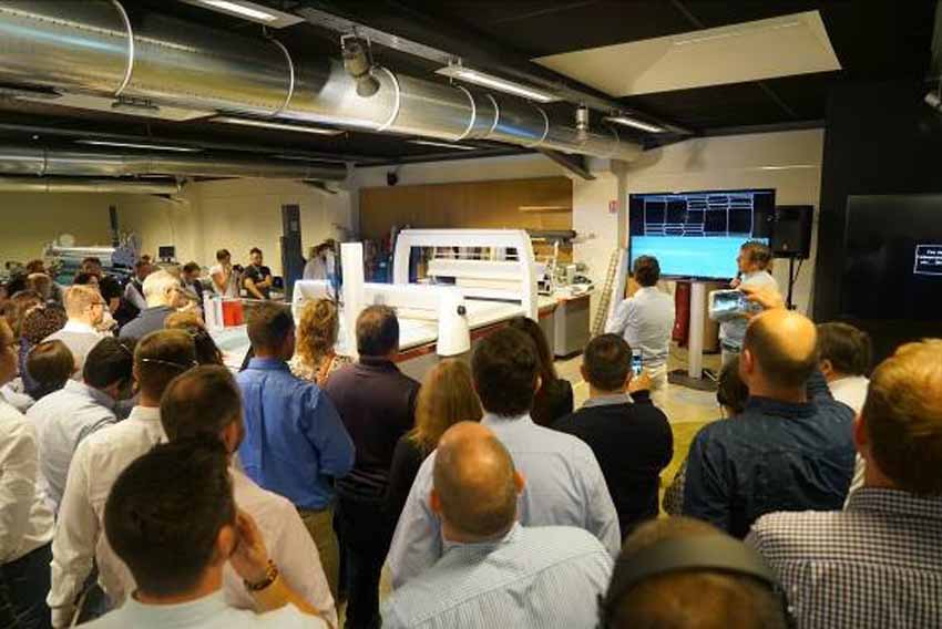 Lectra: an event for a digital future in furniture production 10244