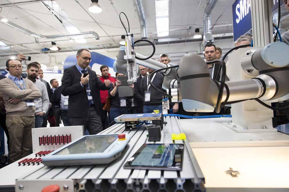 """Campus"" e ""Smart&Human Factory"": due importanti iniziative di SCM Group"