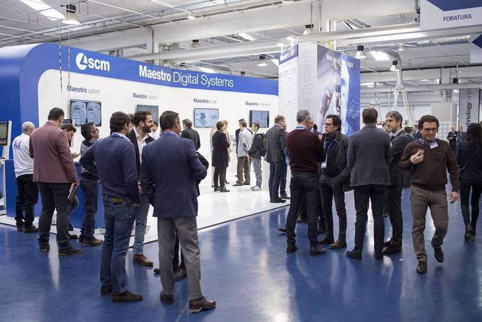 SCM at Xylexpo 2018: cutting-edge technological solutions 10148