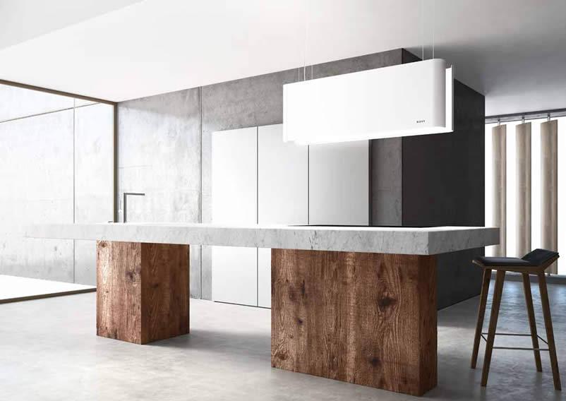 By Novy: hoods that illuminate kitchen 10069