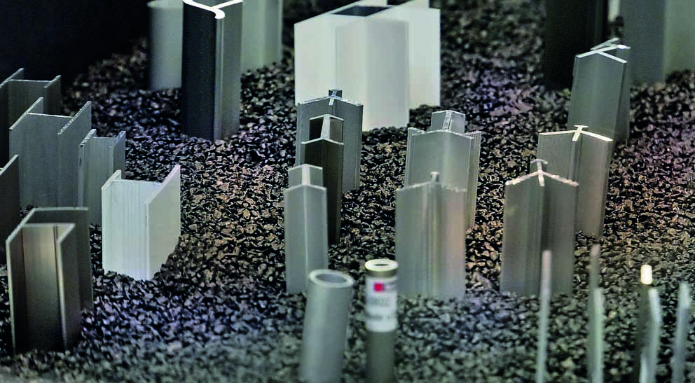 Ostermann expands its range of technical profiles