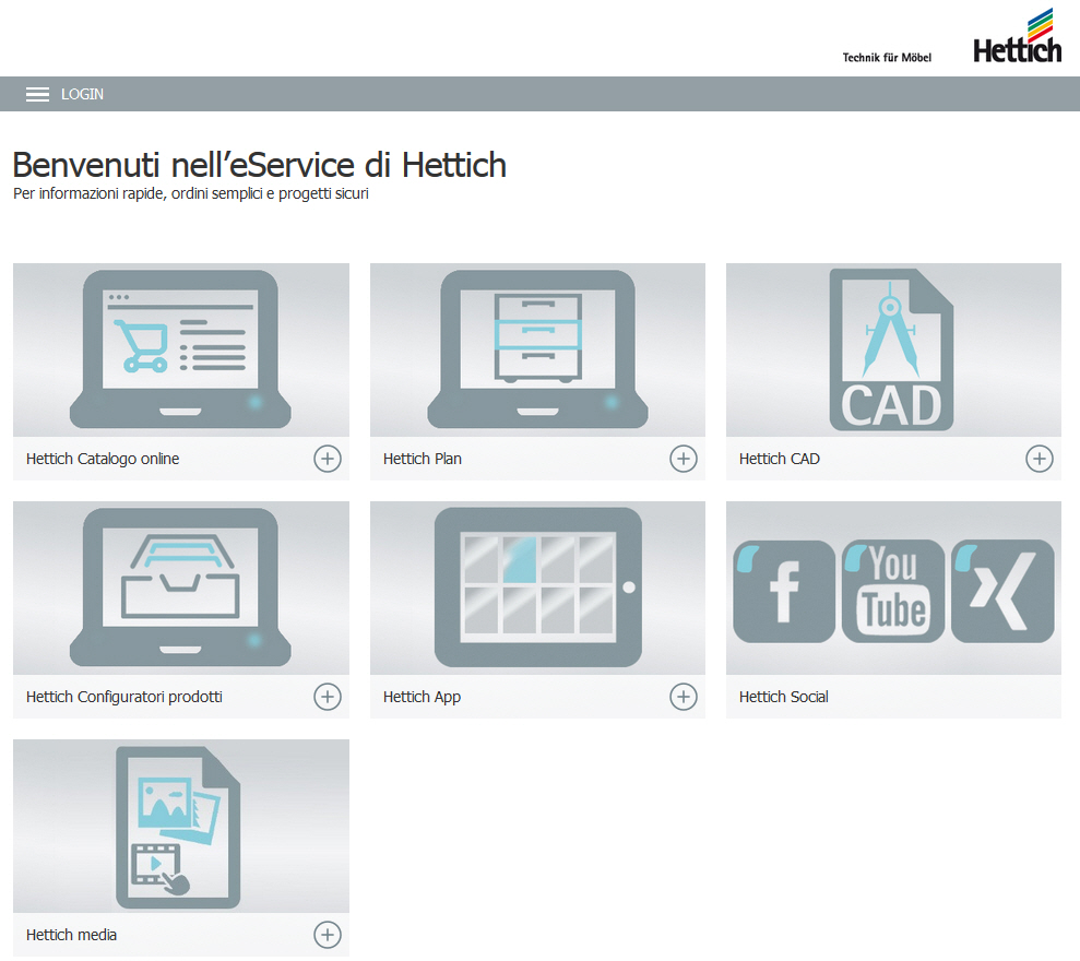 Hettich Plan: a new tool for digital furniture design 10141