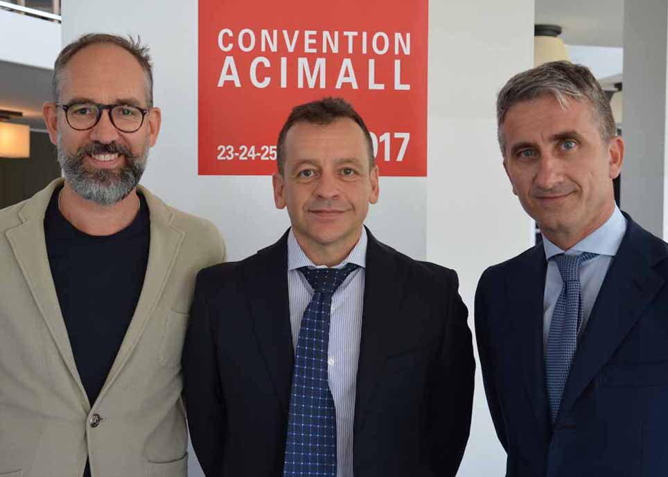 Acimall: a team to successfully face the challenges of the future 10040