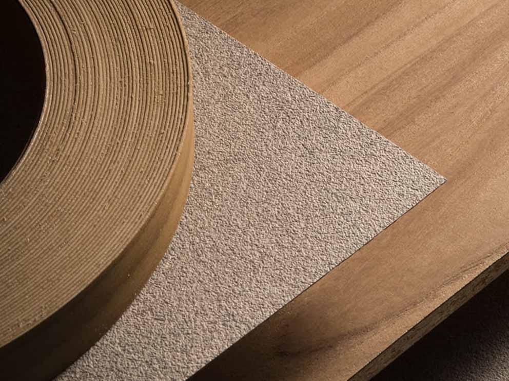 Paneles acabados, laminados y bordes: Espresso 2022, colección completa y coordinada de Cleaf 10533