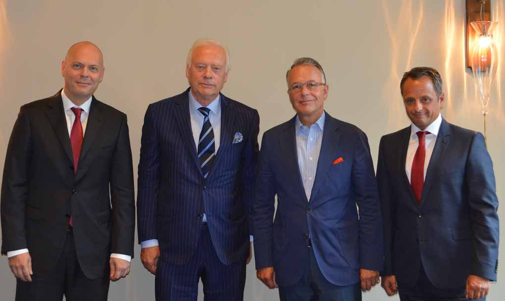 Rehau acquiert MB Barter & Trading