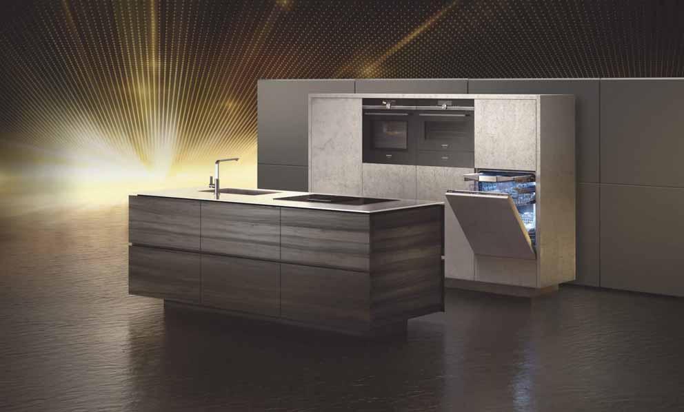 Gama studioLine de Siemens: electrodomésticos eficientes y exclusivos