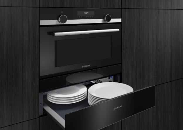 La nuova gamma di forni delle Serie iQ500 e iQ300 di Siemens a Eurocucina 2018