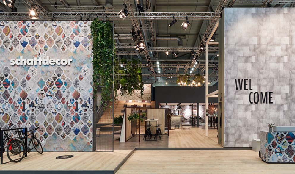 Schattdecor: new digital prints, new decors and innovative products