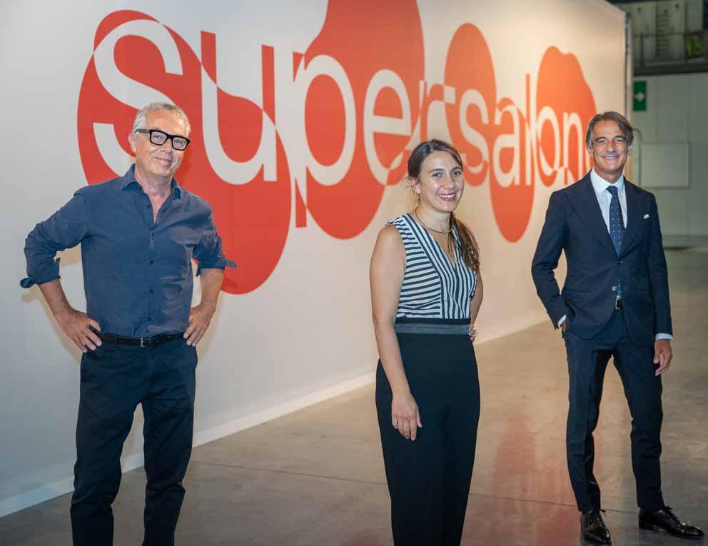 """""""supersalone"""": una scommessa vinta grazie a innovazione, impegno e coesione"""