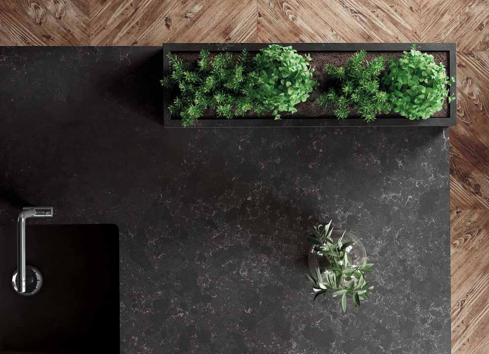 Superficies de cuarzo Silestone® de Cosentino: cinco nuevos colores inspirados en el estilo industrial