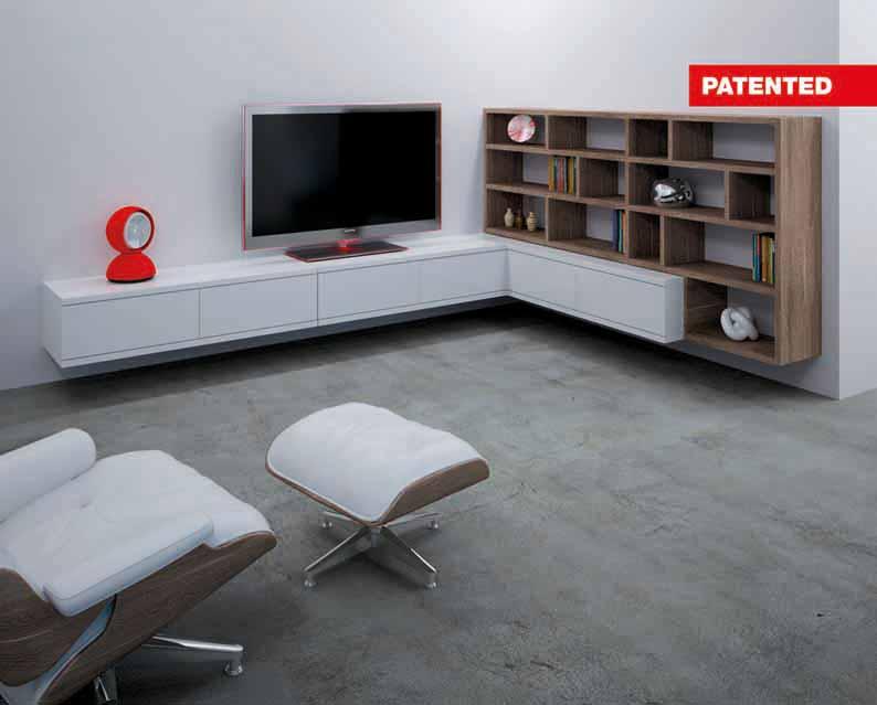 Terno Scorrevoli Switch: el innovador sistema de deslizamiento para puertas alineadas