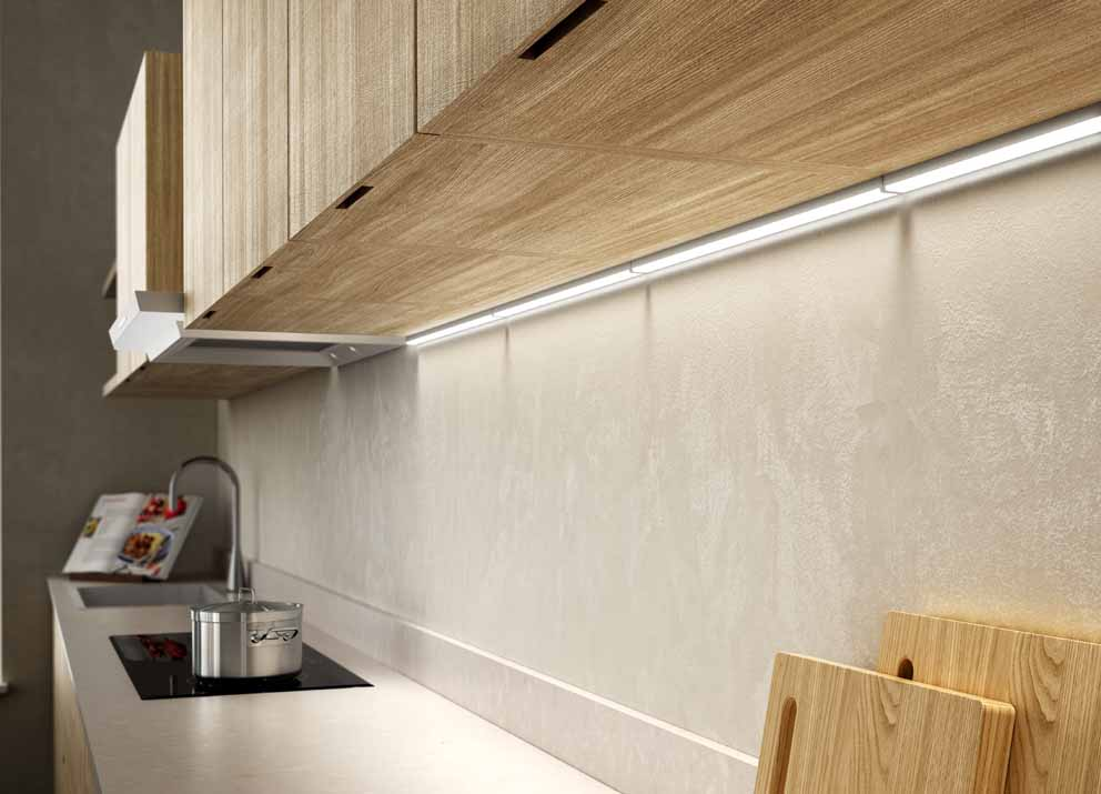 The Domus Line LED profile collection: functionality and design