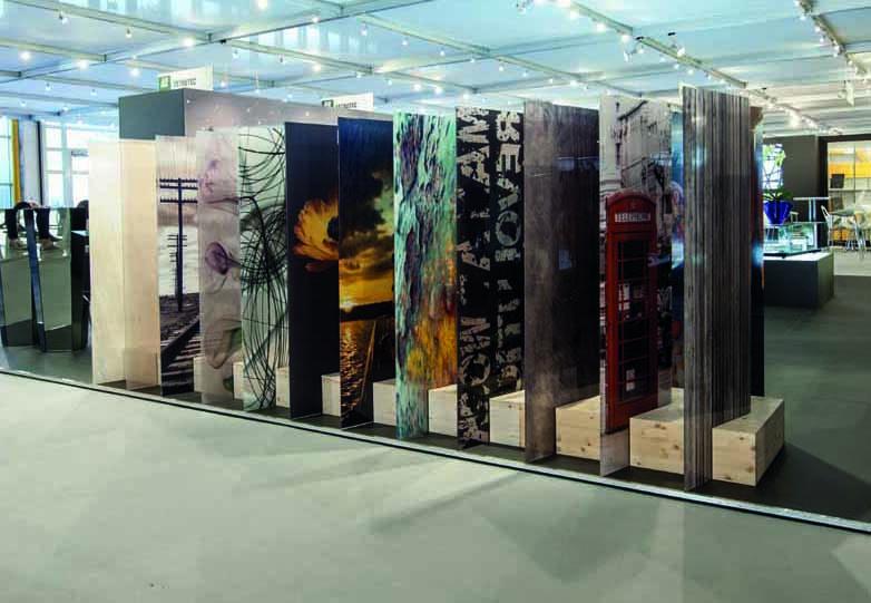 Da Vetrotec un'innovativa stampa digitale su vetro