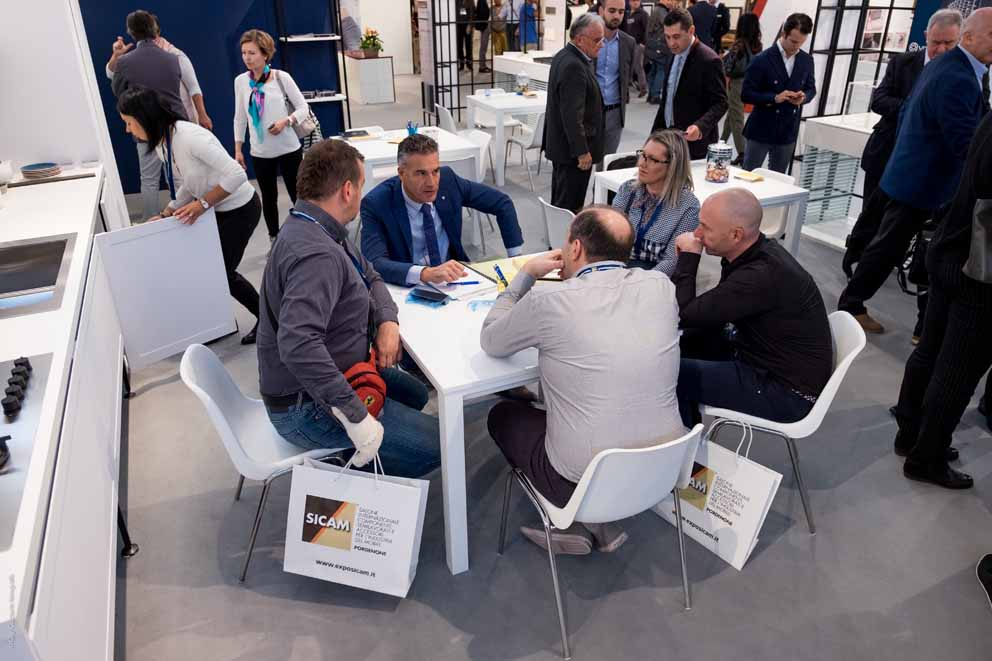 Sicam 2017: un forte impulso per le imprese di componentistica e accessoristica