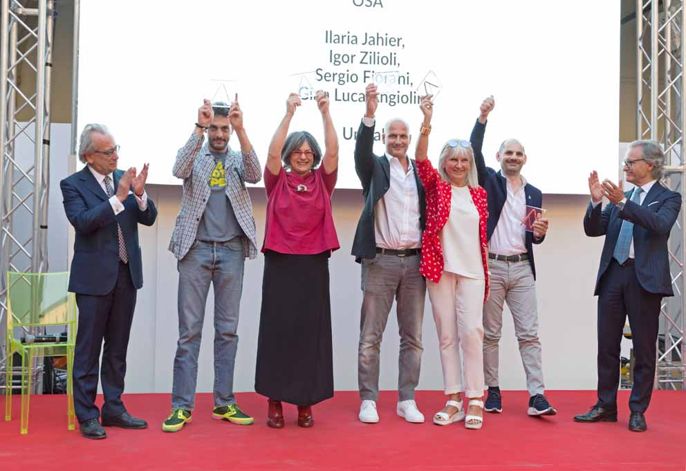 The winners of the XXV Compasso d'Oro ADI: protagonist of quality design