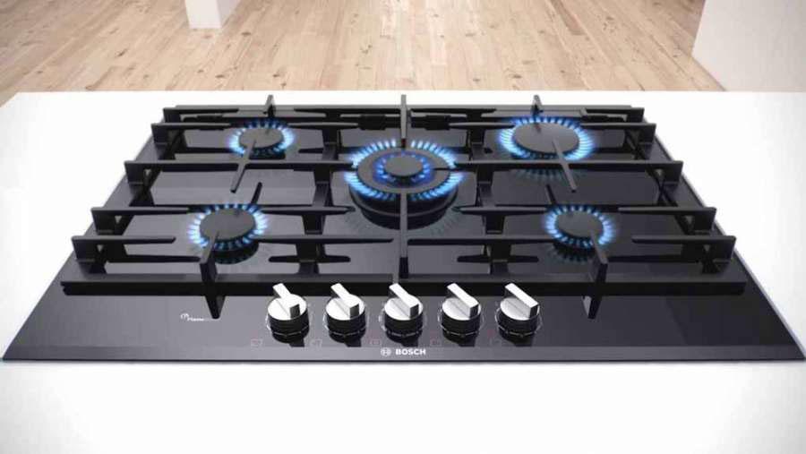 I nuovi piani cottura a gas FlameSelect di Bosch Elettrodomestici 0