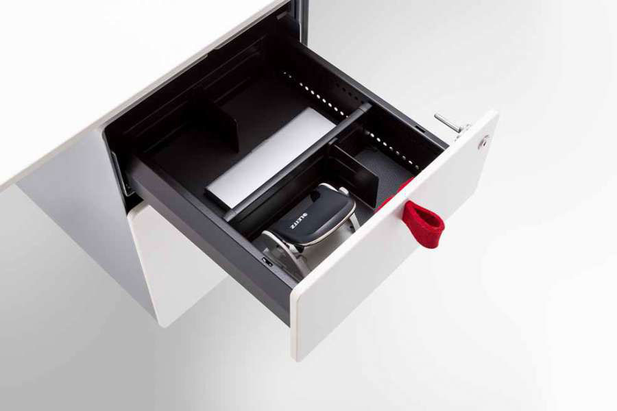 Officys table base system from  Häfele 0