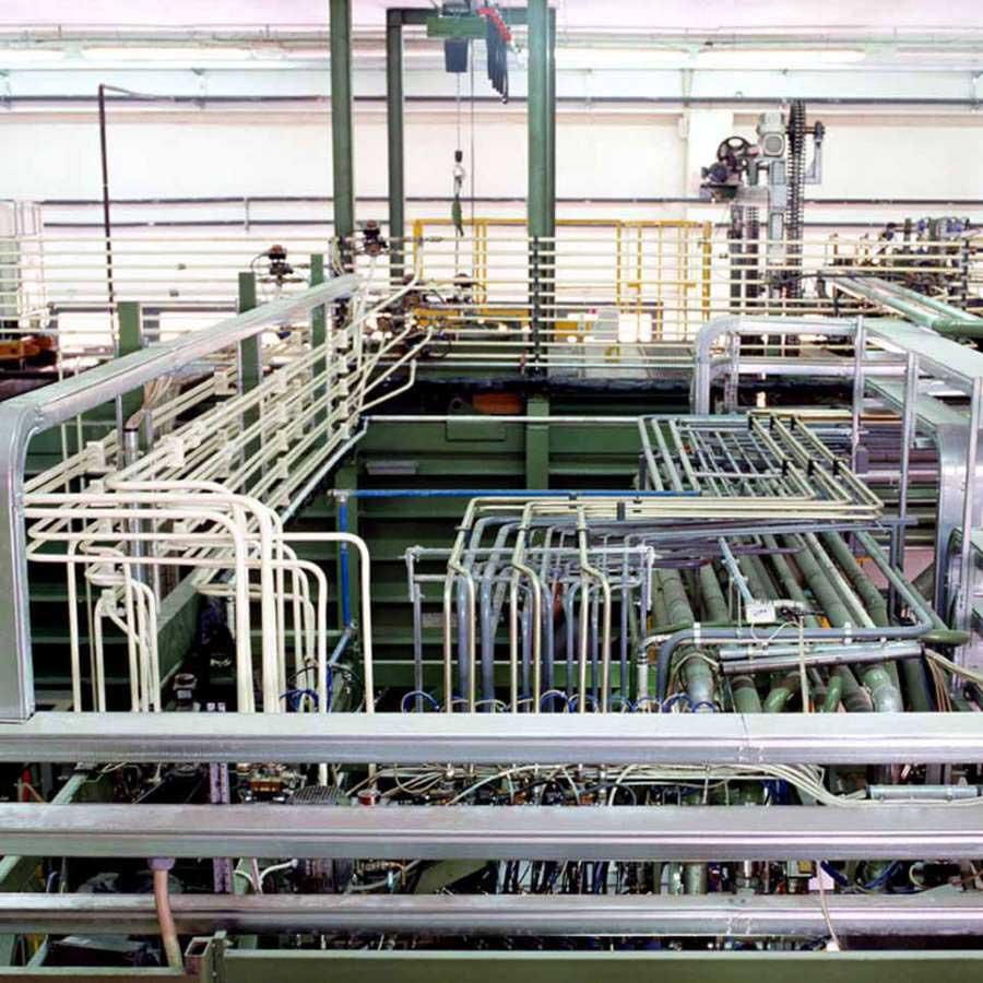 Reparto produzione di Pelma
