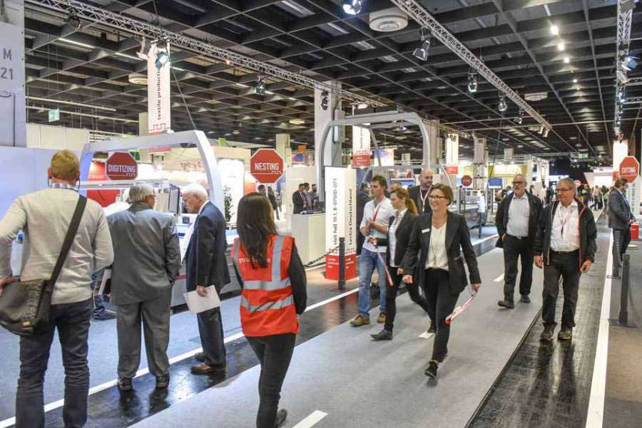 interzum 2017: increasingly international  1