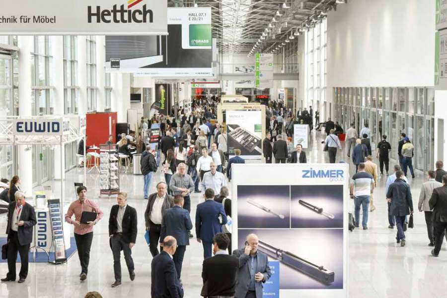 interzum 2017: increasingly international  2