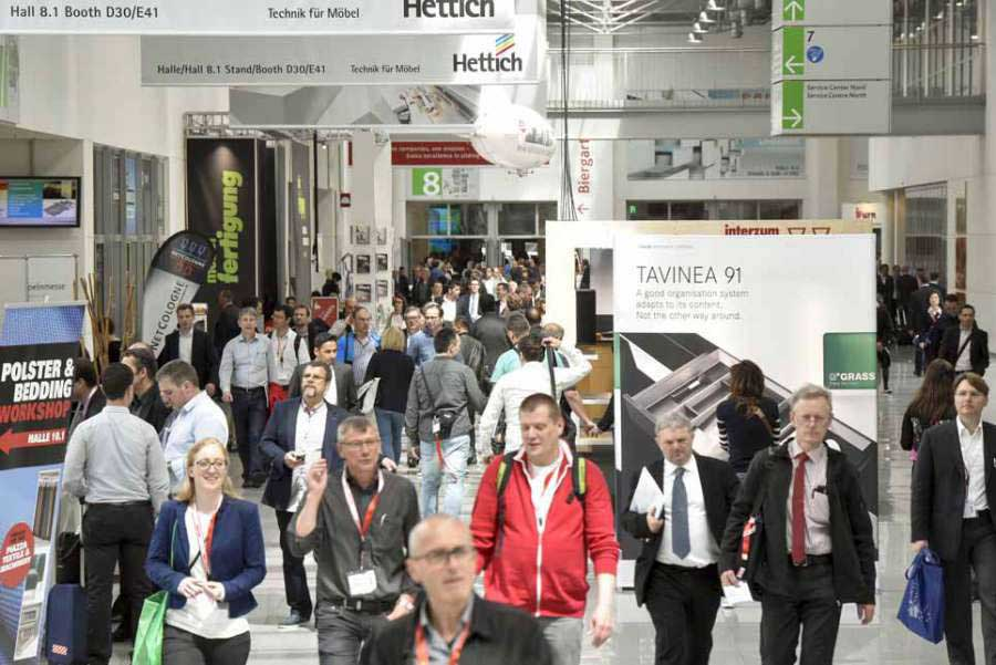 interzum 2017: increasingly international  3
