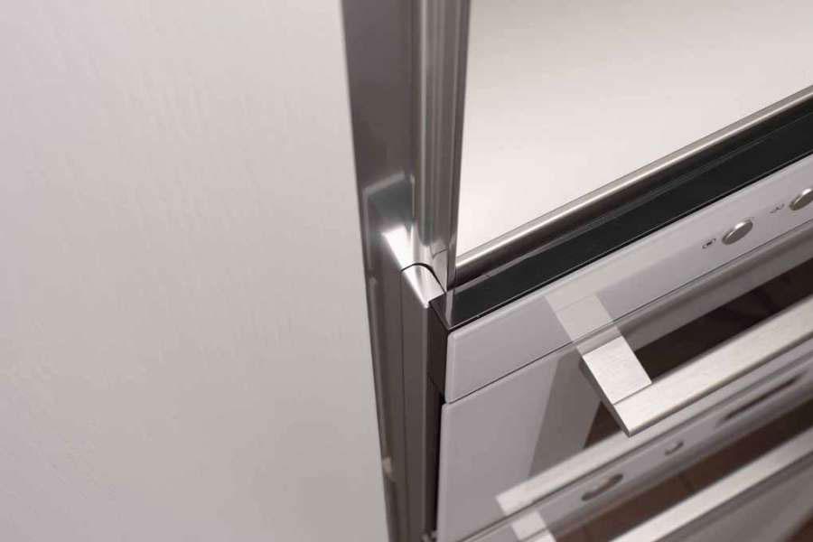 Aluminum outlines Ossicolor 2