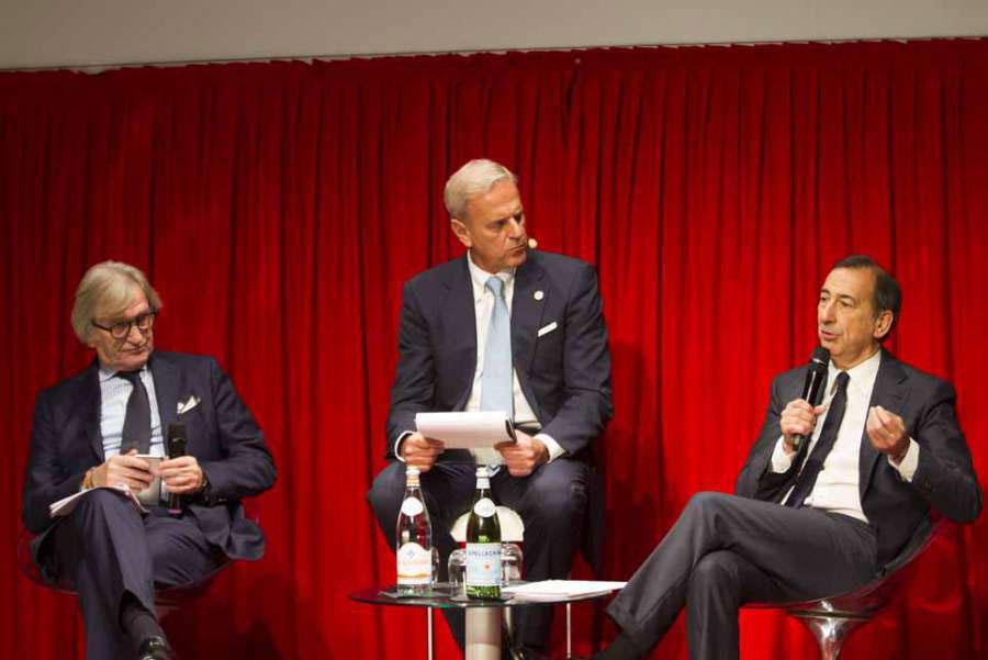 Conferenza stampa del Salone del Mobile.Milano 2017
