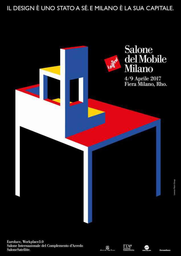Salone del Mobile.Milano 2017 1