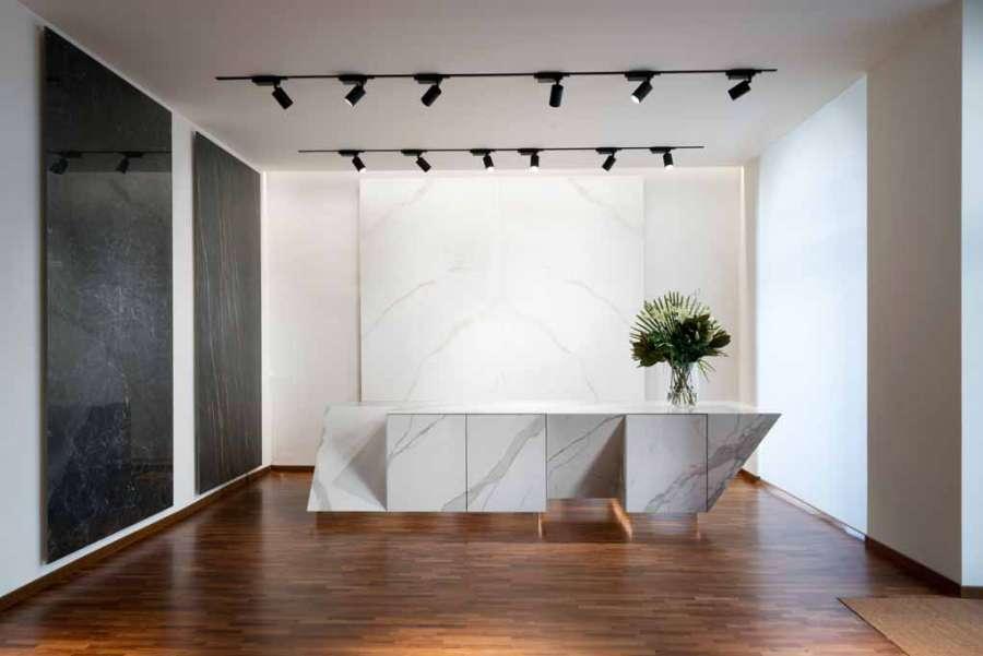 Laminam: nuovo showroom a Milano 2
