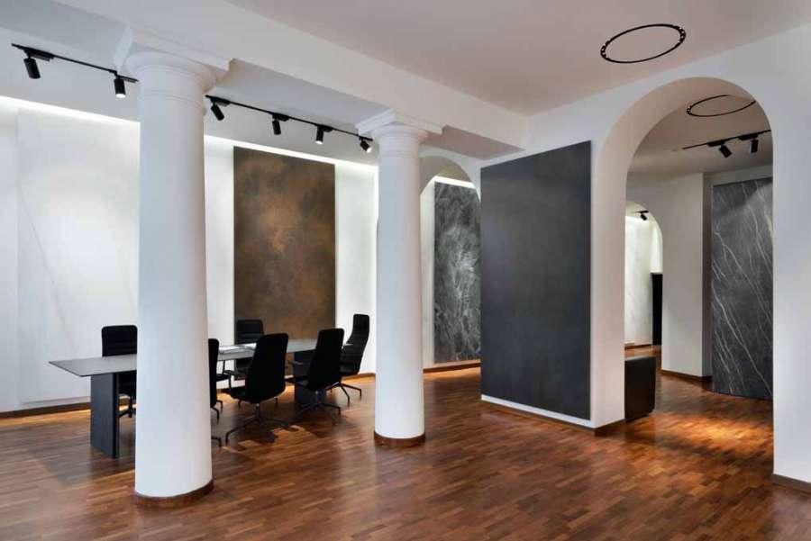 Laminam: nuovo showroom a Milano 3