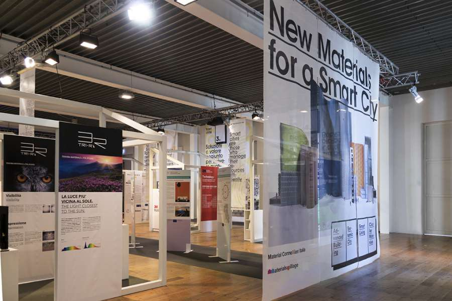 New materials for a smart city 0
