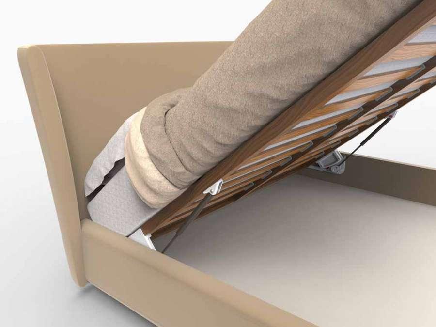 Tmove: il nuovo meccanismo per letti contenitore di PB.mek Top Solutions 0