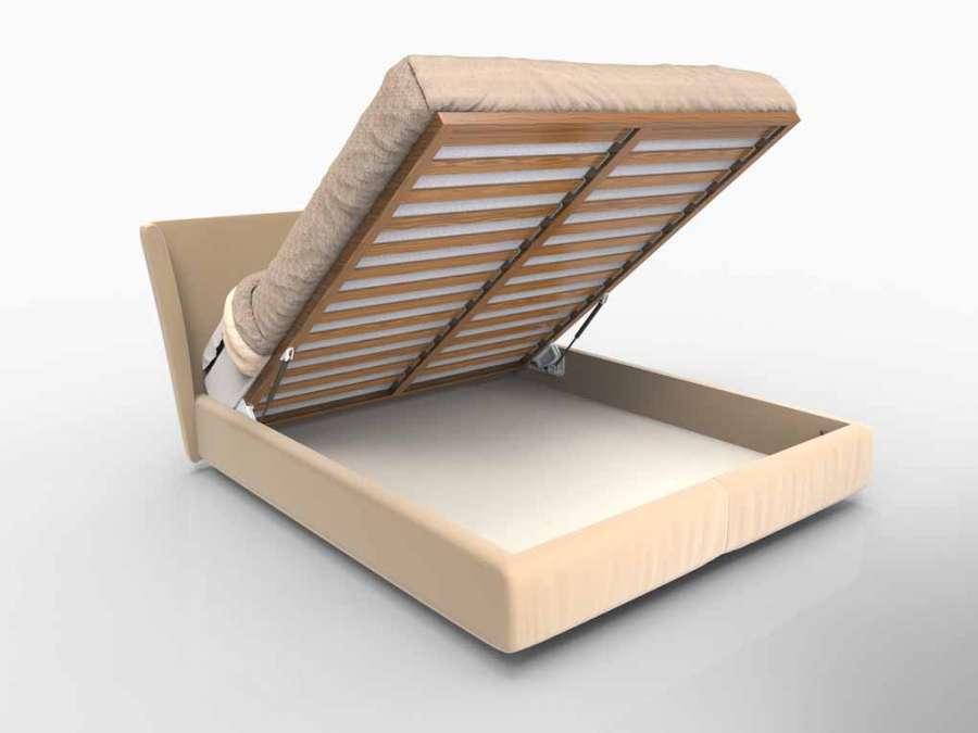 Tmove: il nuovo meccanismo per letti contenitore di PB.mek Top Solutions 1