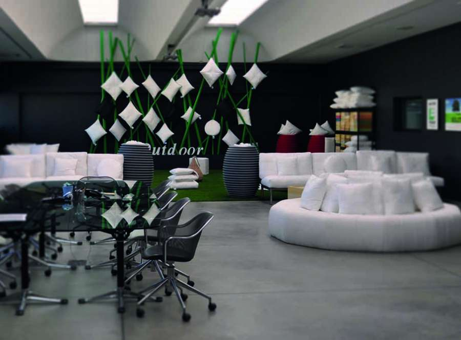 Elcam: cushion technology Made in Italy 1