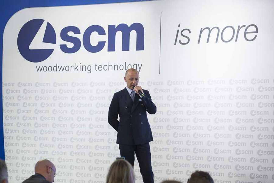 Scm in Ligna 2017 in the signal of innovation  0