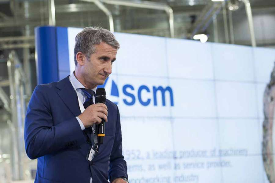 Scm in Ligna 2017 in the signal of innovation  1