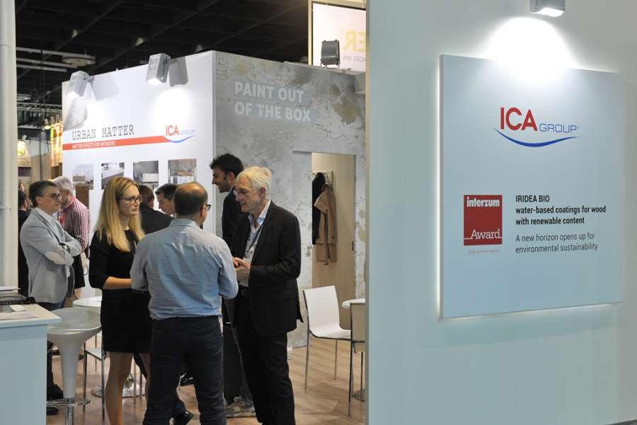Iridea BIO: la bio-innovativa linea di vernici per legno da interno di ICA Group 0