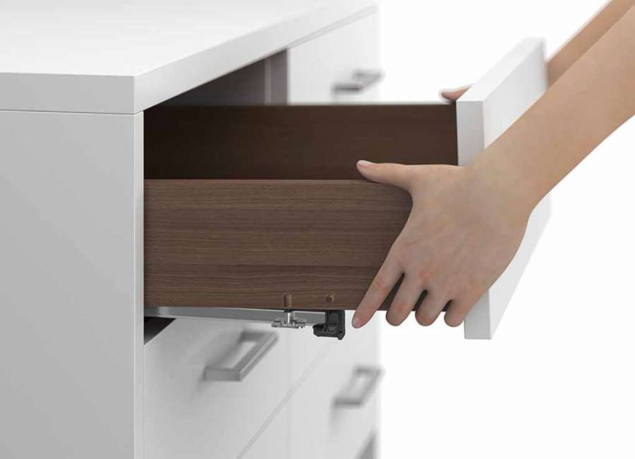 Hettich has greatly extended its drawer and runner platforms across all segments 2