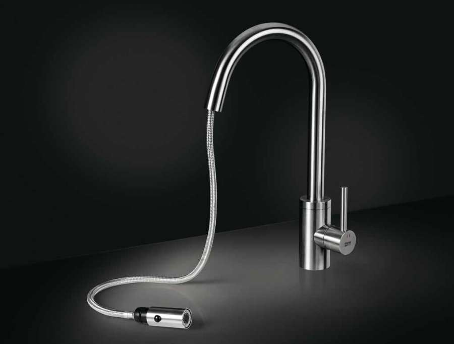Kitchen taps KitchenSteel by Fir Italia 0
