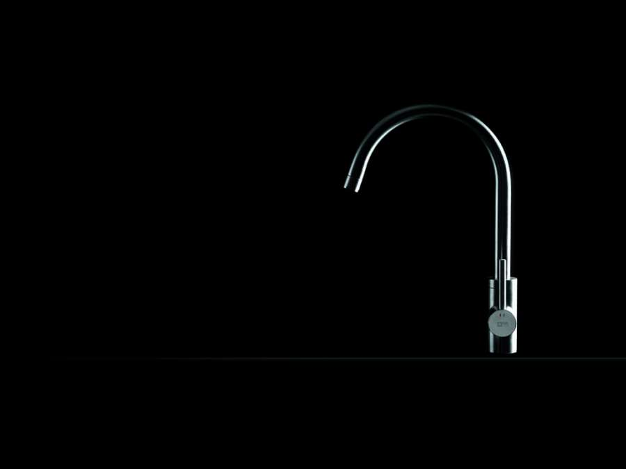 Kitchen taps KitchenSteel by Fir Italia 1
