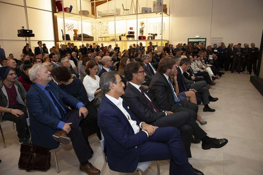 Inaugurata la nuova sede del polo formativo del legno arredo 1