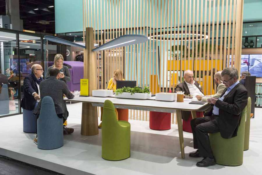 Orgatec 2018: a new vision of the work environment 0