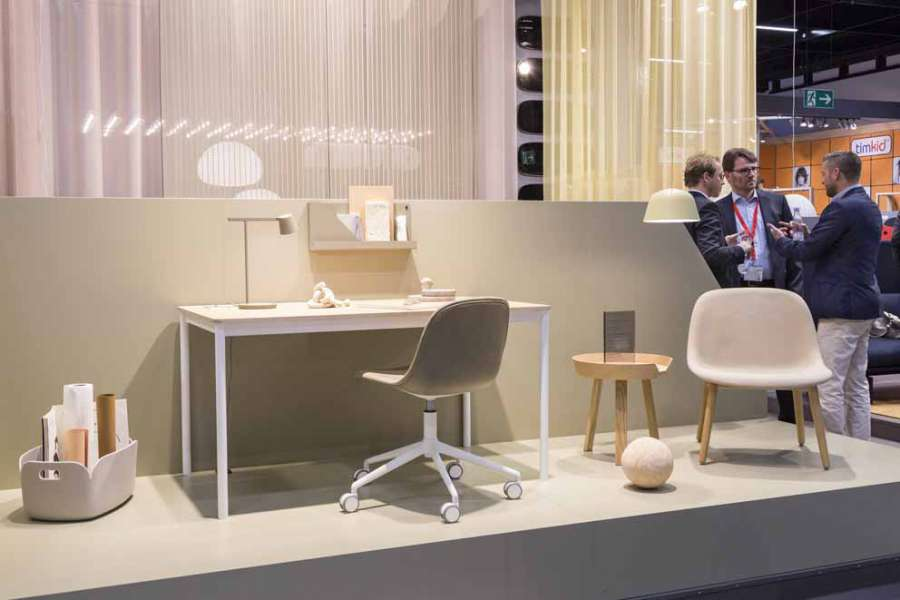 Orgatec 2018: a new vision of the work environment 1