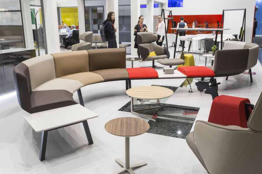 Orgatec 2018: a new vision of the work environment 3