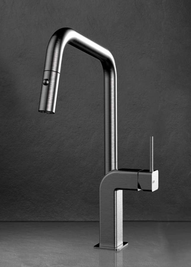 Gessi taps: technology and design at the service of contemporary kitchen 0