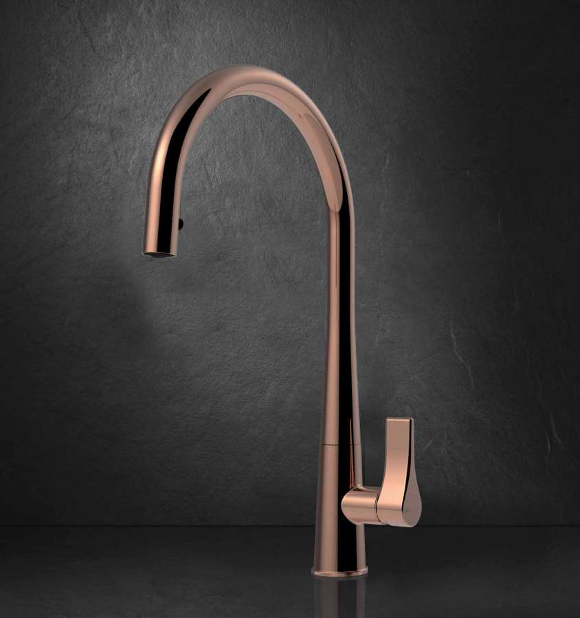 Gessi taps: technology and design at the service of contemporary kitchen 1