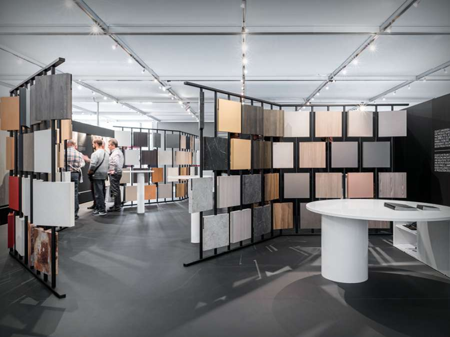 The new Cleaf finishes: evocative tactile and visual sensations 0